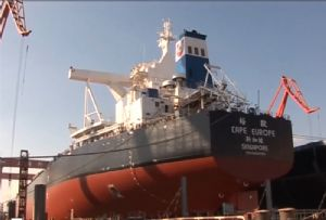 image: U-Ming, Dual Fuel Bulk Carriers, LNG, Baltic Dry Index (BDI), Anglo American,