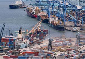 image: KENYA  SOUTH SUDAN container shipping freight forwarding port warehouse monopoly