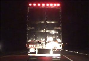 image: US trailer lights truck Department of Transportation�s National Highway Traffic Safety Administration (NHTSA) product recall