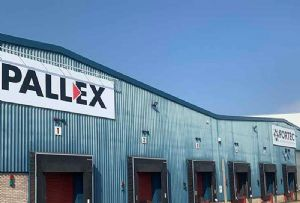 image: UK, Pall-Ex, pallet, network, logistics, East Midlands,