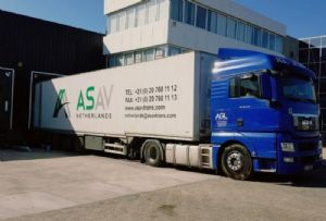 image: Turkey Kerry logistics ASAV freight forwarding
