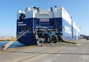 image: US Sherman Act cartel fines freight carrier RoRo shipping NYK