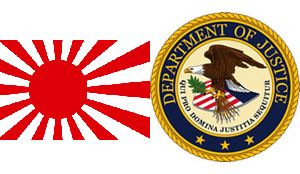 image: US Japanese air freight forwarding cargo logistics cartel anti trust fine