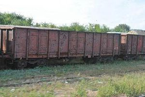 image: Bulgaria van lorry rail freight truck logistics operation pallet
