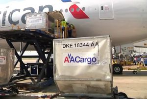 image: US IBS American Airlines Cargo software management system iCargo