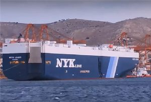 image: Japan, Australia, NYK, car, carrier, arrested, ITF, crew, vessel, ship, cartel, fines, millions,