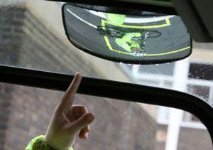 image: UK cyclist deaths Transport for London road haulage freight TfL Boris Johnson FTA