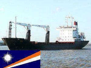 image: Marshall Islands Derna freighter Isis Tilbury stranded crew ITF repatriation