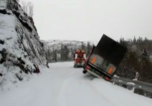 image: Norway road haulage truck drivers minimum wage  EFTA EU European Commission HGV
