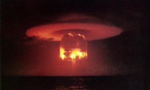 image: Iran, atom bomb