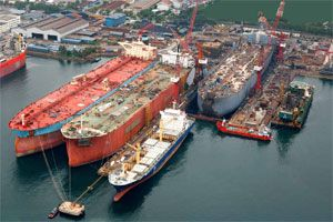 image: ABG shipyard STX new build protectionism tonnages vessels corruption global recession Finland Germany South Korea Japan India President Luiz Inacio Lula da Silva Brazil Vale Hegemann Poland America Seattle European Competition Commissioner Neelie Kroes Stichting Particulier Fonds Greenrights Todd Pacific Poland Polish