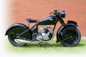 image: UK Transaid motorcycle museum Birmingham transport freight logistics charity motor bike