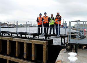 image: UK ports logistics energy EU port services regulation intermodal  freight rail