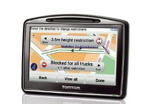 image: trucks, satnav, freight, haulage, TomTom, GO 7000 TRUCK, Thomas Schmidt, Dan Shingleton