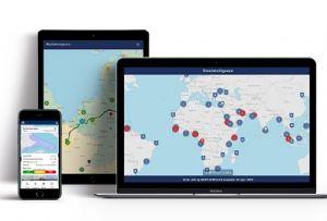 image: Denmark Risk Intelligence A/S multimodal cargo theft levels freight LandRisk