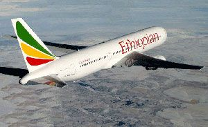 image: Ethiopia air freight multi modal haulage truck tonnage rail cargo intermodal logistics