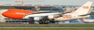 image: TNT, 747, China, Europe, Airfreight, shipping, Hong Kong, Belgium, James McCormac