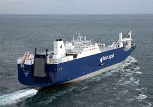 image: UK Allseas Global RoRo freight container service heavy project cargo