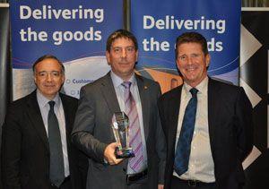 image: UK Rail Freight Group DP World port RFG
