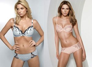 image: UK logistics warehousing 3PL transport management lingerie