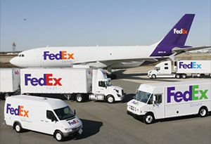 image: FedEx freight express rates LTL truckload