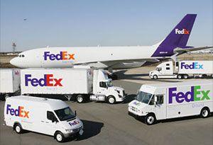 image: FedEx freight express rates LTL truckload