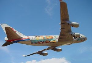 image: Cargolux Luxembourg Boeing cargo carrier air freight only Philippe Cruyt