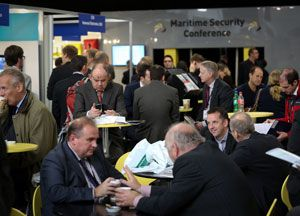 image: UK terrorism piracy theft freight shipping security exhibition conference expo