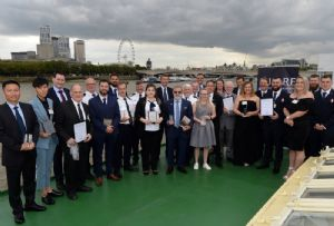 image: UK search and rescue awards maritime London International Shipping Week (LISW 2019).