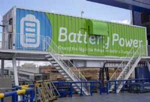 image: Stena, Line, Batteryloop, lithium, RoRo, ferry, power banks, charging,