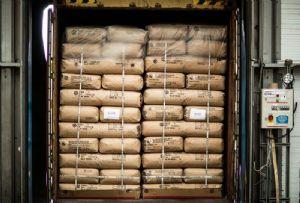 image: UK, Tetley, tea, tonnages, Tyne Port,