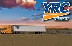 image: YRC US road haulage LTL trucking ABF freight FedEx rate increase