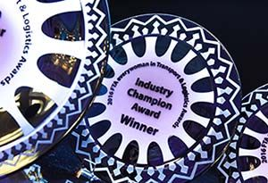 image: UK everywoman freight transport logistics FTA awards 2017 supply chain