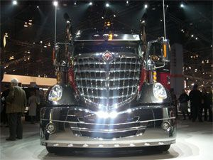 image: US trucks and trucking freight haulage statistics