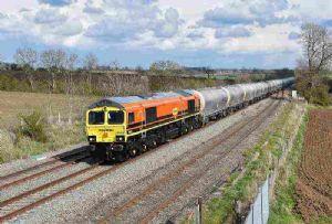 image: UK, Logistics, rail, freight, RMT, Genesee, Freightliner, COP26, RDG, Deloitte,