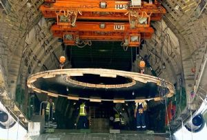 image: Antonov, Ukrainian, France, Argentina, air, freight, mining, consignment, tonnes, cargo,