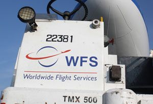 image: WFS tonnages air freight cargo handling contracts