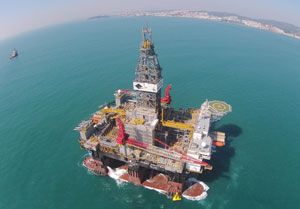 image: Norway US South Korea DNV GL Hyundai Heavy Industries semi-submersible drilling rig classification society Ocean Greatwhite