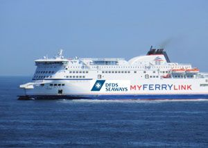 image: UK France SeaFrance MyFerryLink Eurotunnel freight RoRo ferries CMA Competition Authority