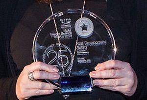 image: UK Levi Roots British International Freight Association (BIFA) Awards forwarding