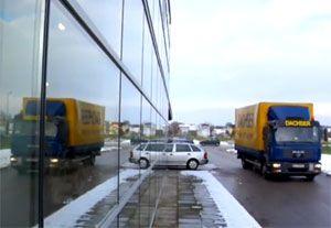 image: Europe Dachser logistics freight forwarding Societas Europaea (SE) multimodal transport