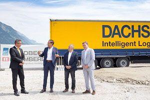 image: Dachser Austria logistics warehousing