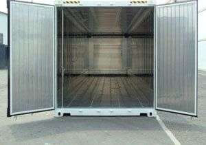 image: Netherlands UAE Dubai freight forwarding LCL reefer cold supply chain