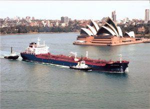 image: Denmark dry bulk tanker shipping line freight