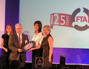 image: UK freight transport association logistics everywoman awards supply chain