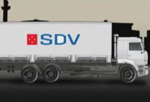 image: Italy freight forwarding and logistics supply chain SDV ocean multimodal TEU