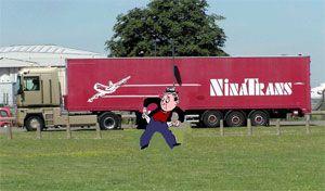 image: Freight Trucking Association Slates QinetiQ