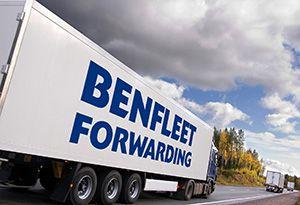 image: UK Xpediator Benfleet forwarding freight logistics acquisition Braintree Delamode fashion