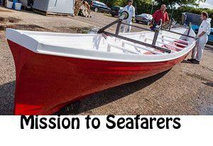 image: Mission to Seafarers 19th Century Cornish Pilot Boats Singapore Charity UK