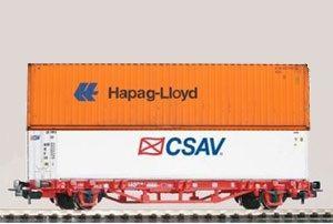 image: CSAV container shipping line Hapag Lloyd Compa�ia Sud Americana de Vapores
